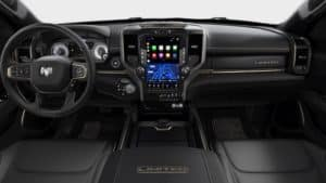 Ram 1500 Interior Comfort