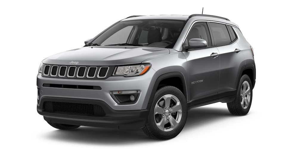 Jeep Compass Latitude Billet Silver Metallic