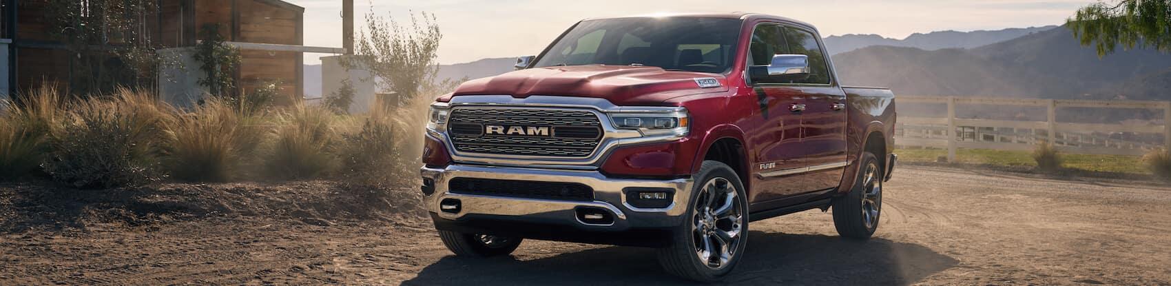 2019 Ram 1500 red Rockwall, TX