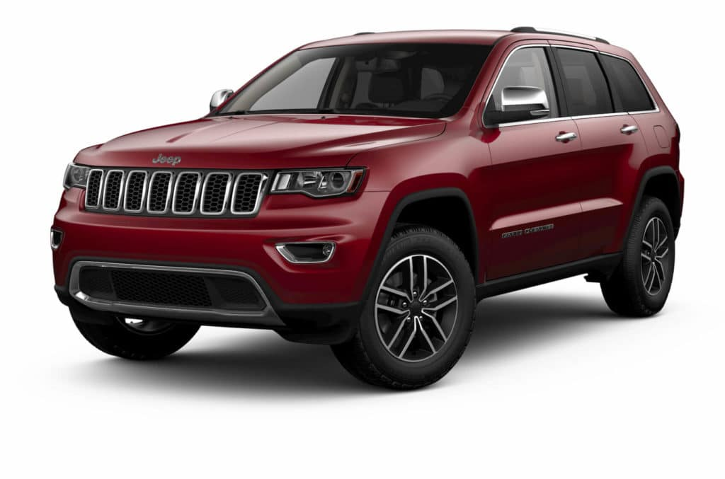 Red Jeep Grand Cherokee for sale Rockwall, TX