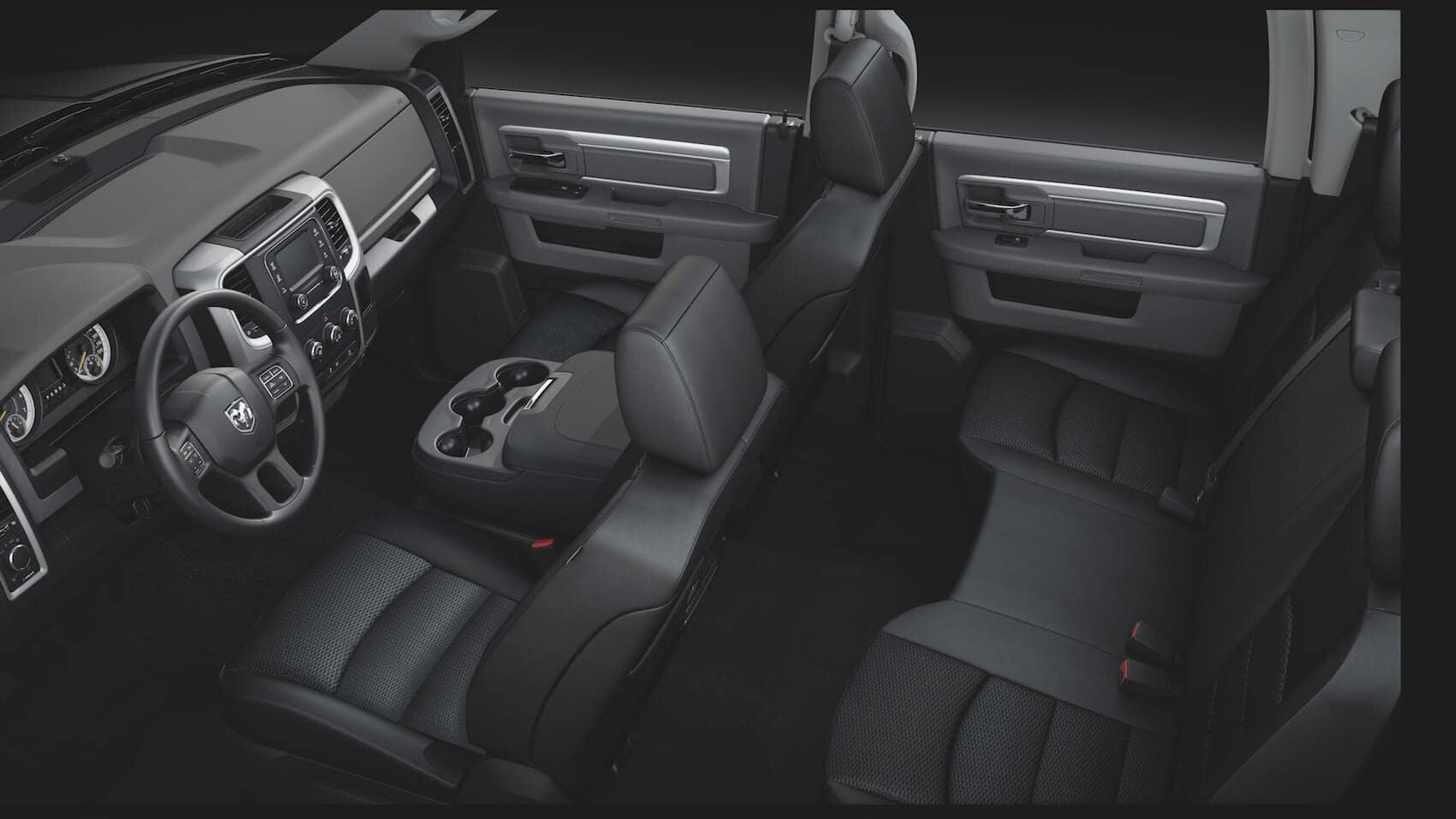 2020 Ram 1500 interior Rockwall, TX
