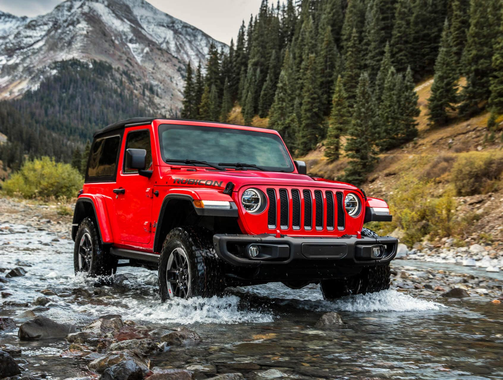 Learn More About the 2021 Jeep Wrangler 4xe