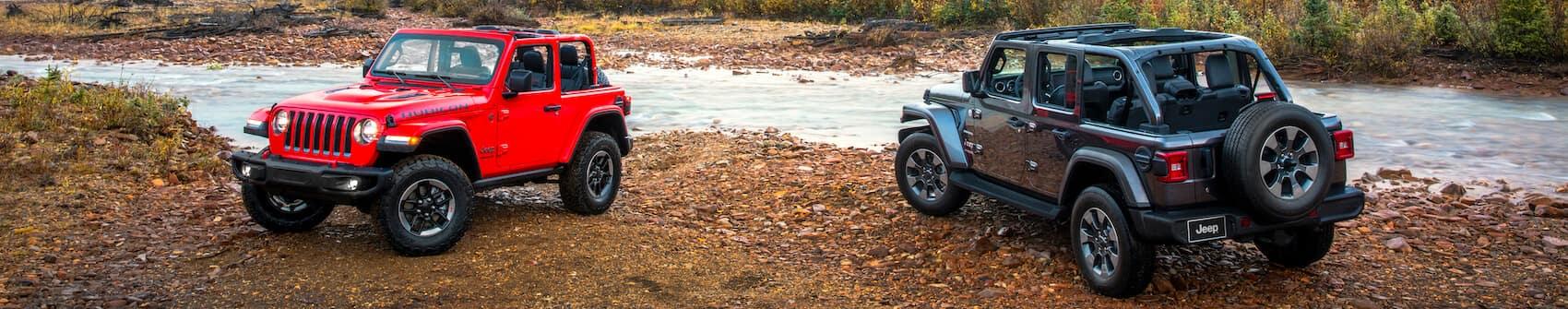 2021 Jeep Wrangler 4xe Preview