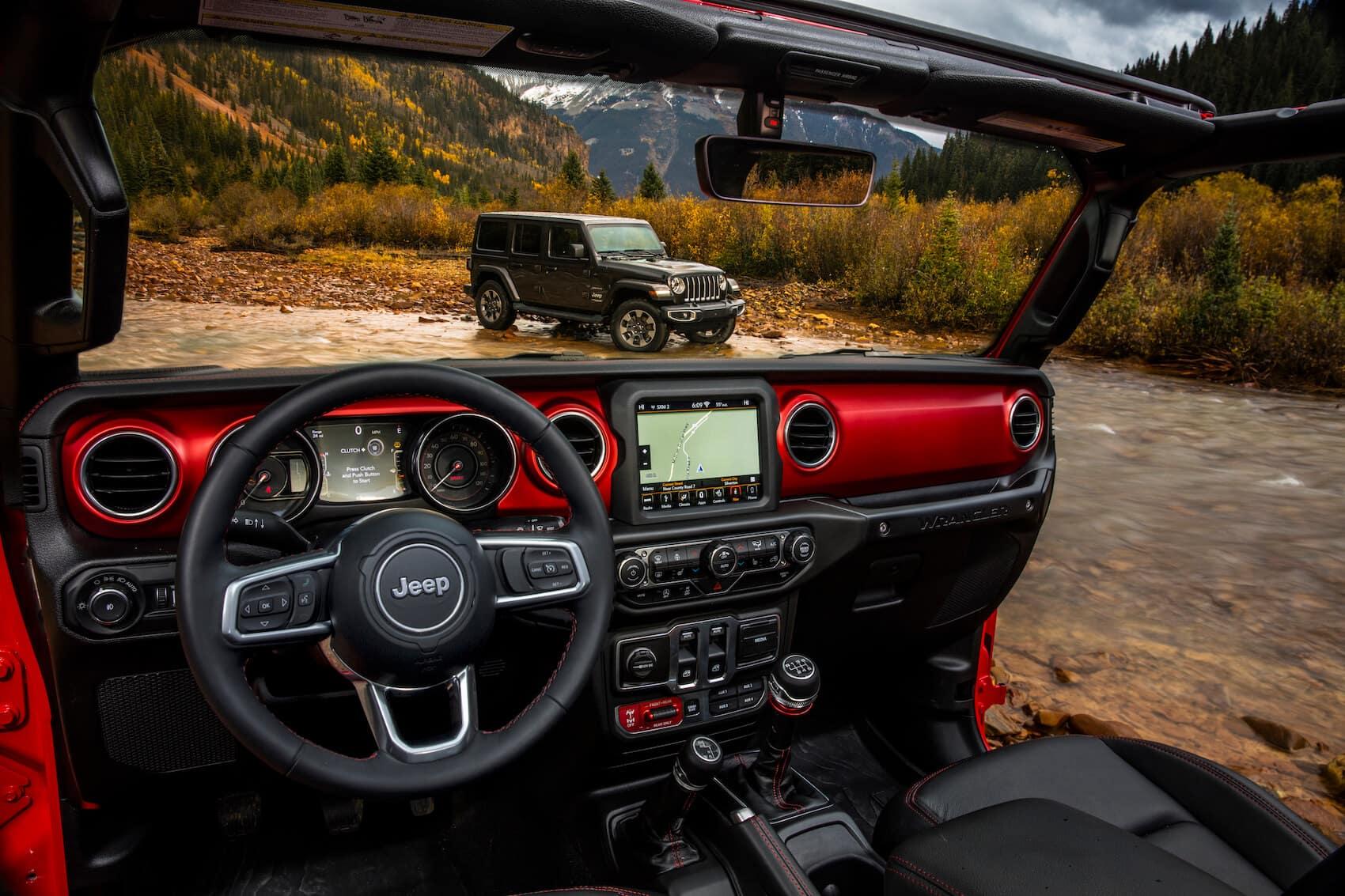 2021 Jeep Grand Wagoneer: Modern Technology