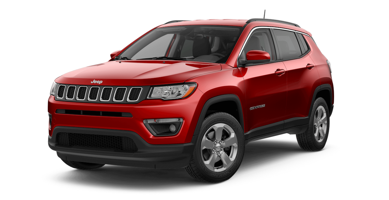 Jeep Compass: Journey Off-Road