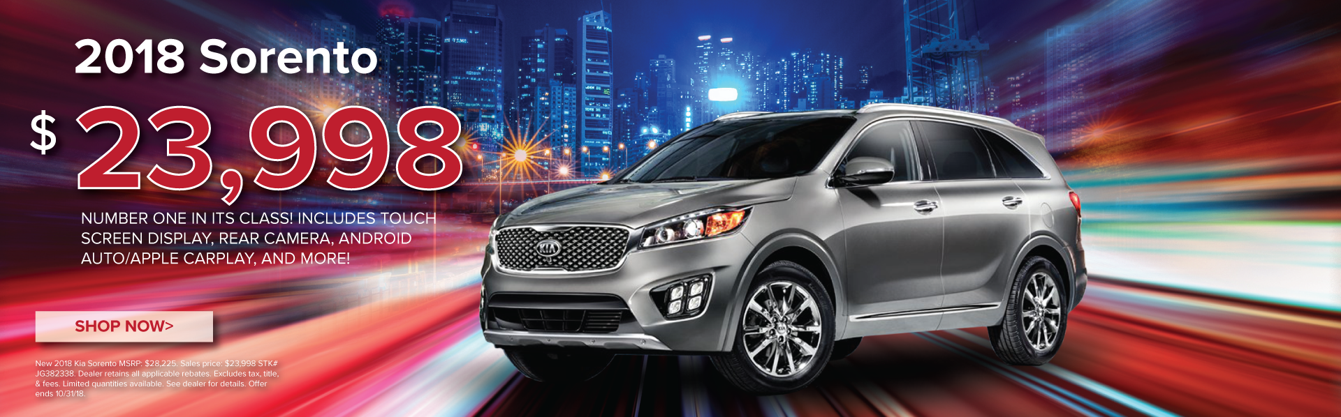 Explore Our Kia Models