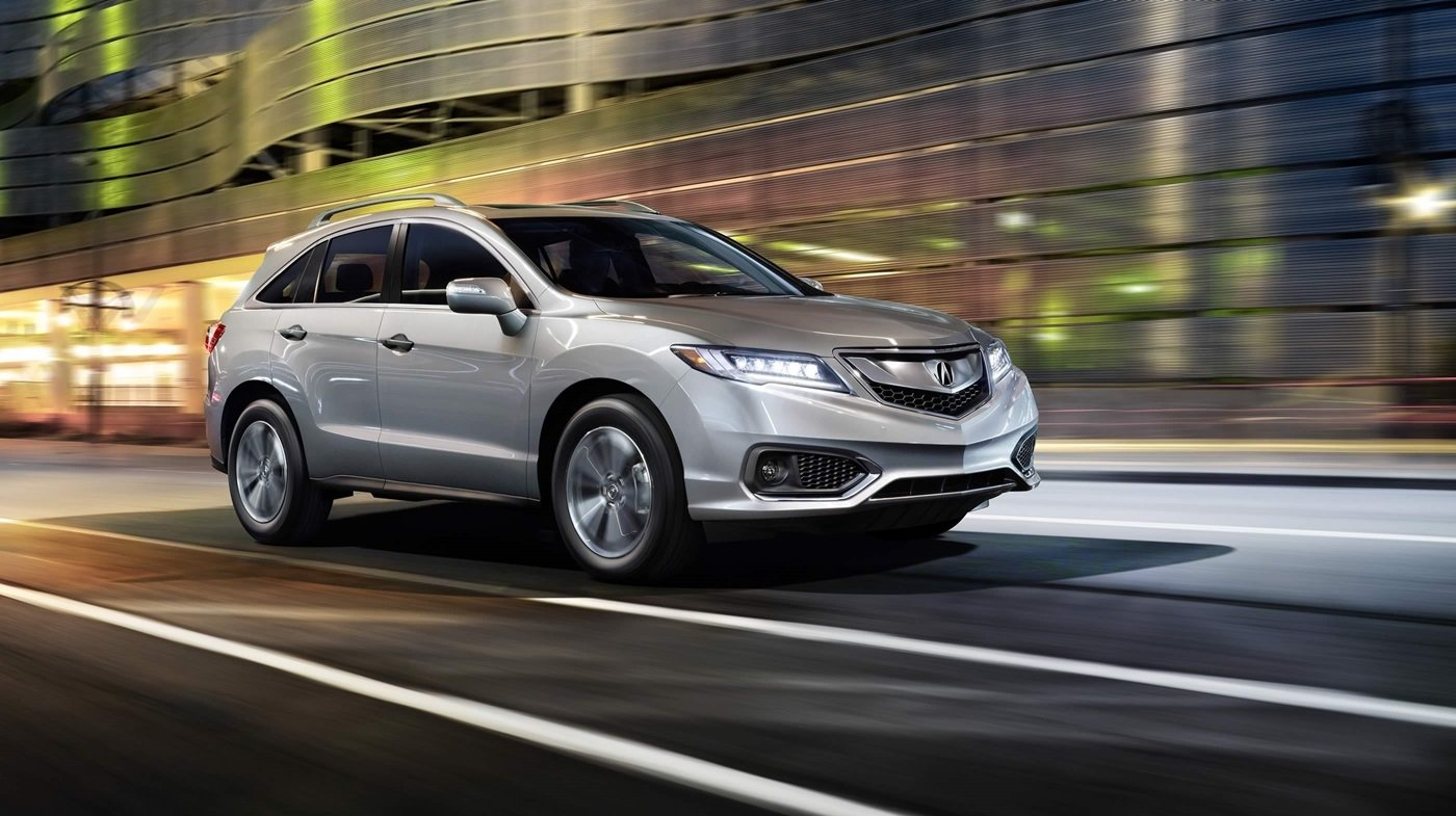 2018 acura crossover. interesting crossover acura rdx night driving and 2018 acura crossover