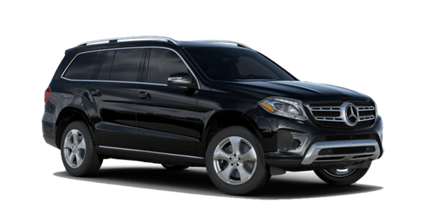2018 Mercedes-Benz GLS white background