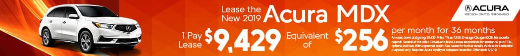 2019-Acura-MDX-Lease