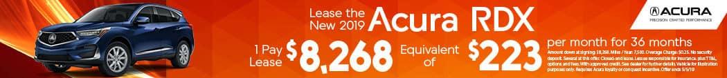 2019-Acura-RDX-Lease