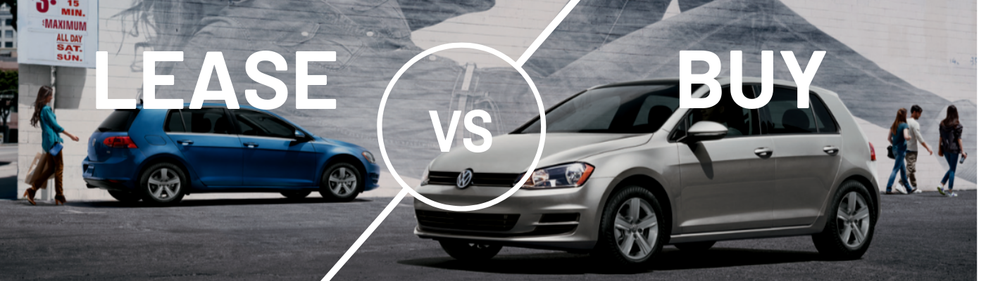 Lease Vs Buy a Volkswagen