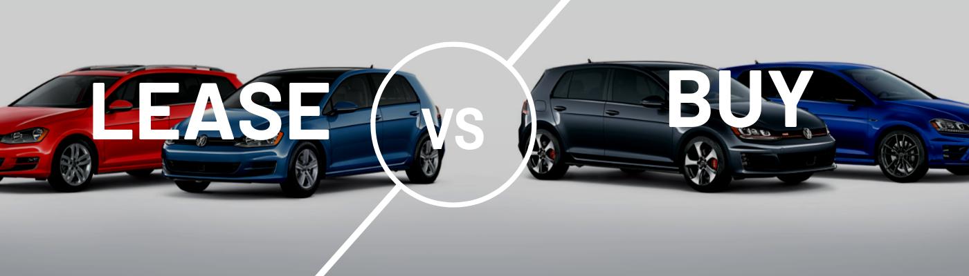 Lease Vs Buy a Volkswagen