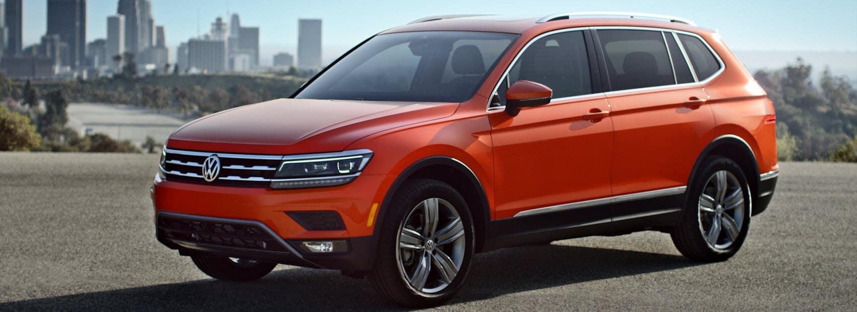2019 Volkswagen Tiguan Review   Volkswagen of Panama City