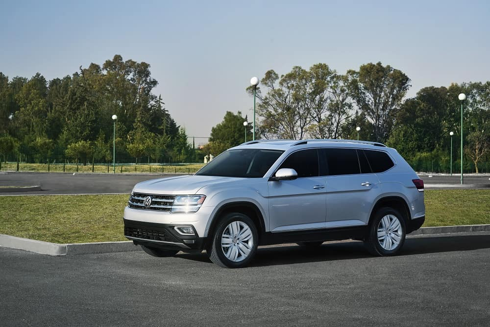 Volkswagen Atlas Inventory