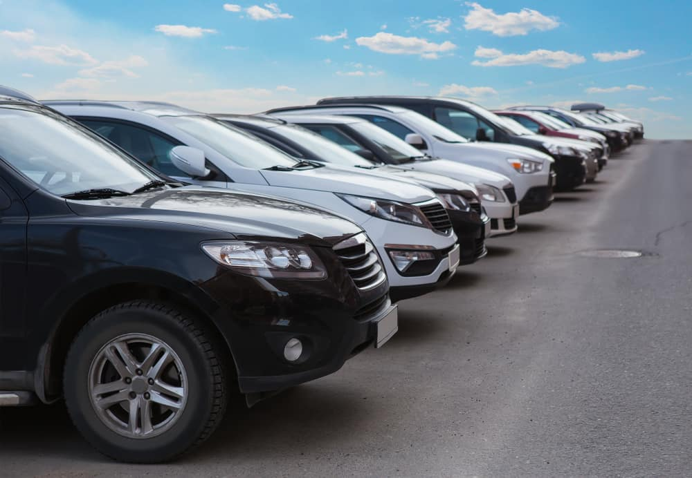 Used Car Dealer Inventory