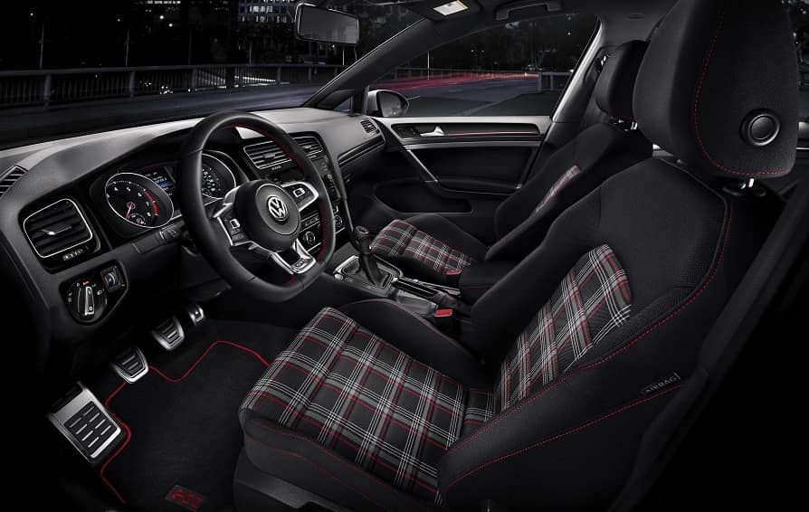 Volkswagen Golf GTI Interior