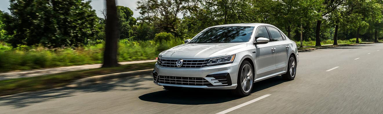 2019 Volkswagen Passat Review