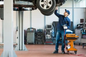 Vehicle Repair Service Center