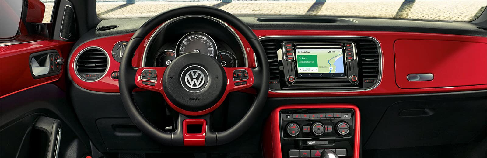 2019 Volkswagen Beetle Interior Technology