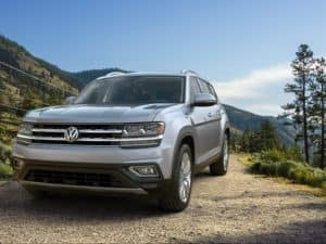 Volkswagen Atlas SUV Panama City