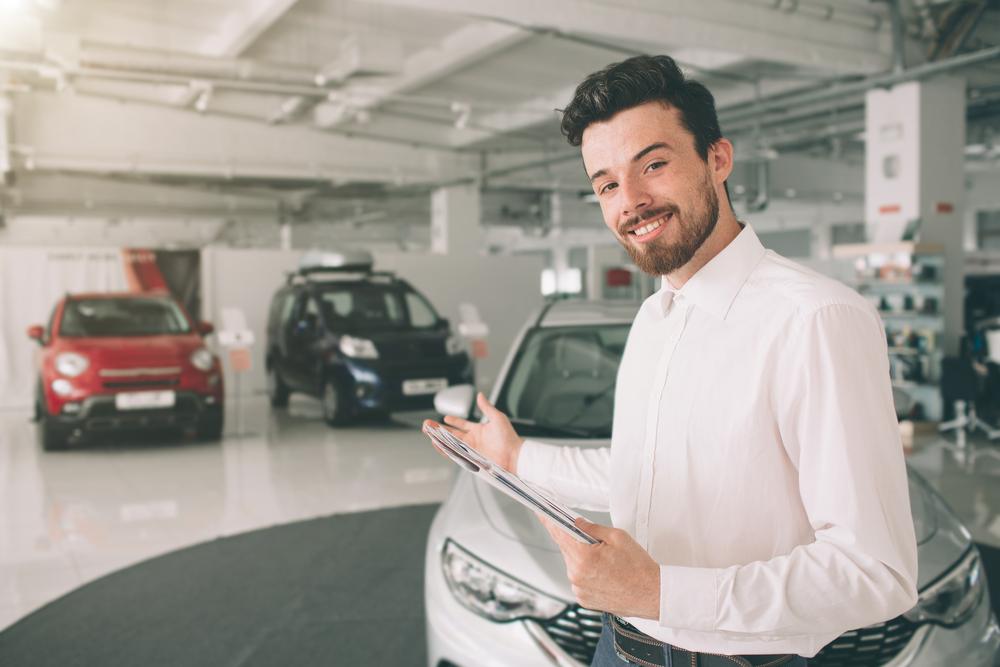Car Dealership Showroom Tour