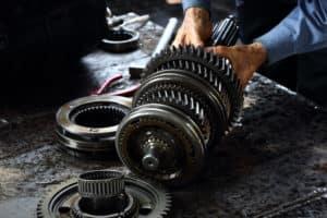 Mechanic Holding Transmission