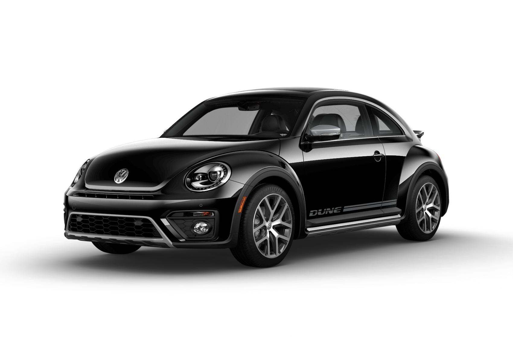 Volkswagen Beetle Deep Black Pearl