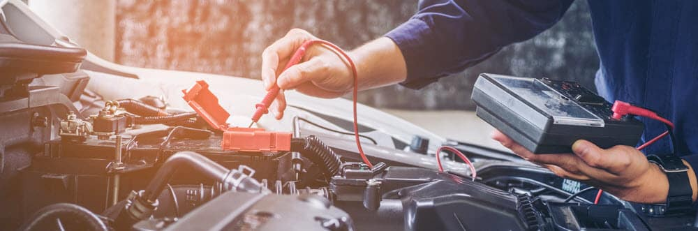 Car Battery Testing