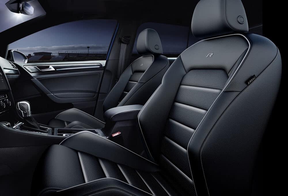 Volkswagen Golf R Interior Seats