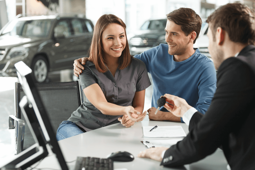 Financing at Car Dealershipp