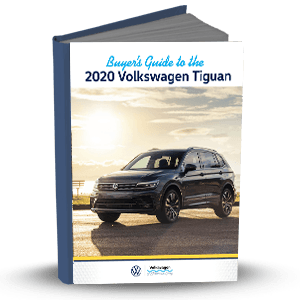 2020 Volkswagen Tiguan Buyer's Guide eBook