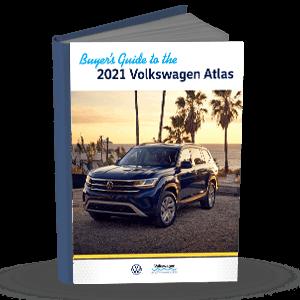 Buyer's Guide to the 2021 Volkswagen Atlas eBook