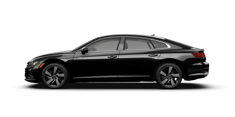 2021 Volkswagen Arteon SE in Deep Black Pearl with Titan Black Interior